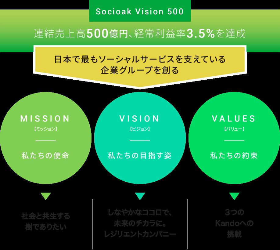 Socioak Vision 500